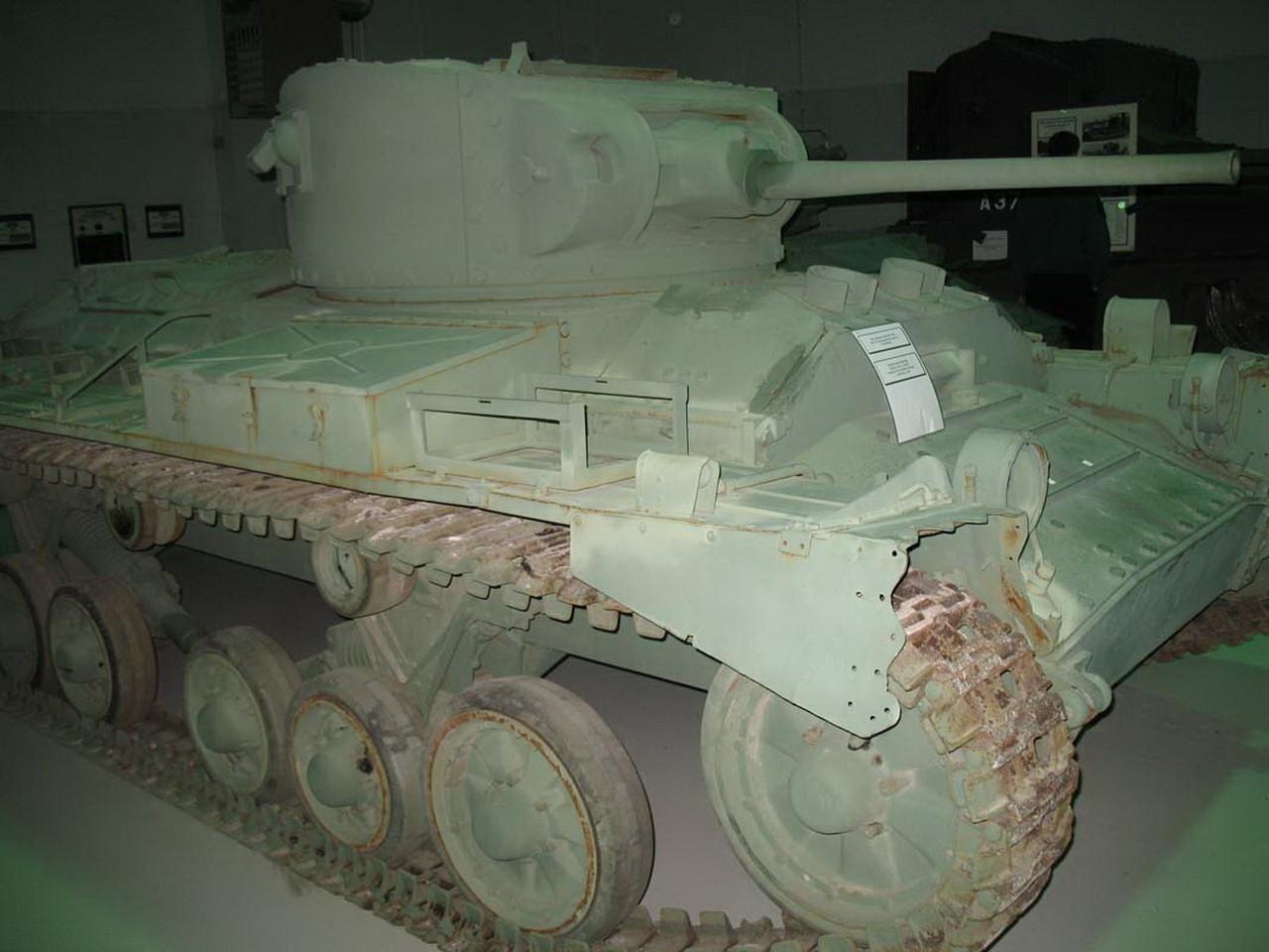 Infantry Tank III Valentine Mk. VI