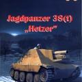 Jagdpanzer 38(t) Hetzer - sd.kfz.138/2 - Wydawnictwo Militærhistorisk 056
