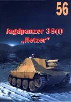 Jagdpanzer38(t)헤처 구축 전차-.138/2-Wydawnictwo Militaria056