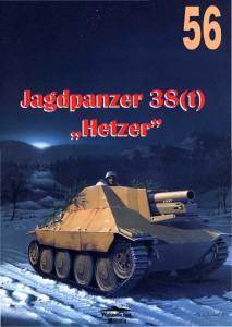 El Jagdpanzer 38(t) Hetzer - sdkfz.138/2 El Procesamiento De Militaria 056