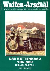 Kleines Kettenkraftrad - Waffen-Arsenal 148