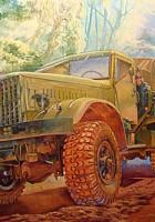 KrAZ-214B - Roden 804