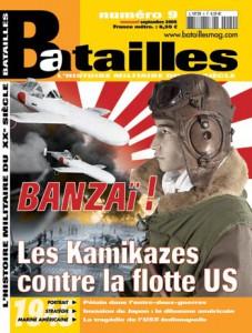 Les Kamikazes contre la flotte US - Batailles 09