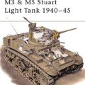M3 & M5 Stuart Light Tank 1940-45 - NEW VANGUARD 33