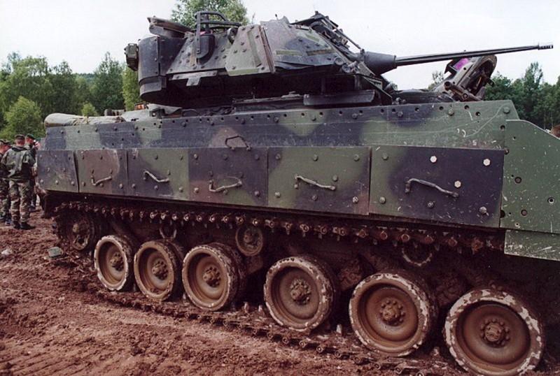 M3A2 Bradley