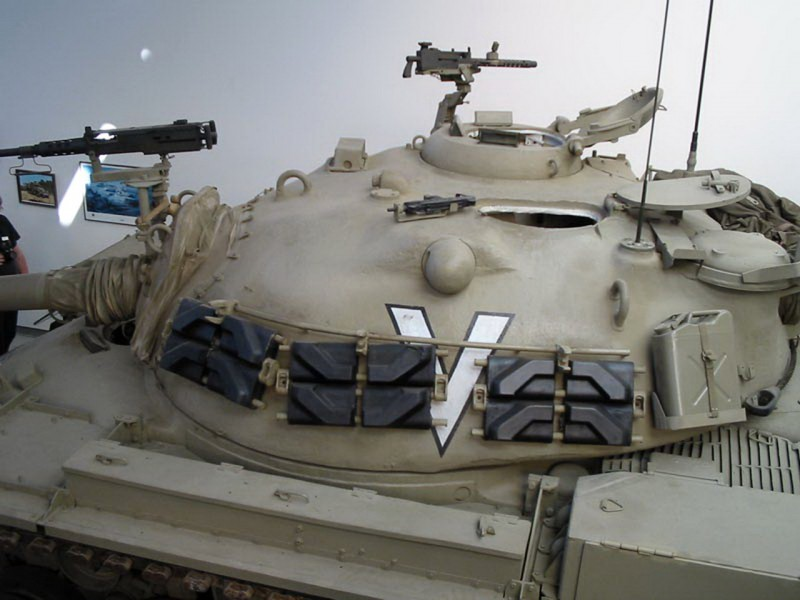 M48A4 Modifierades 3 - WalkAround