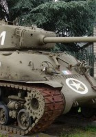 M4A1 Sherman-WalkAround