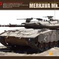MERKAVA MK.3D-Tidligt - Meng Model