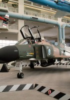 Mcdonnell Douglas f-4 Phantom II - walkaround z żaglem