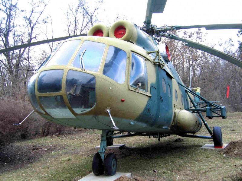 Śmigłowiec Mi-8T HIP-WalkAround