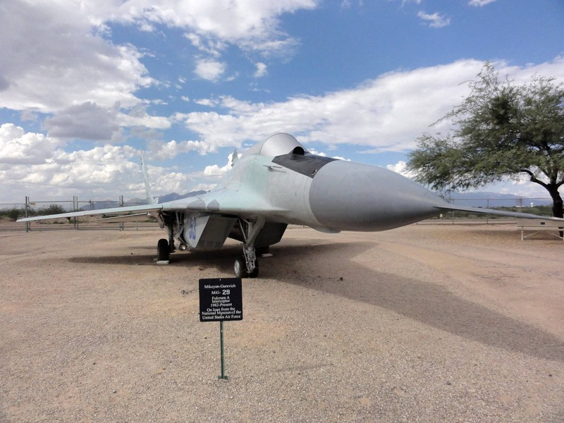 Mikojan MiG-29 - WalkAround