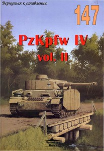 IV号戦車-Wydawnictwo Militaria147
