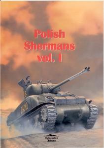 Polish Shermans - Wydawnictwo Militaria 124