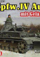 Pz.Kpfw.IV Ausf.B mit Gelandepflug - DML 6764