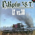 Pzkpfw 38(t) - Wydawnictwo Militaria 008