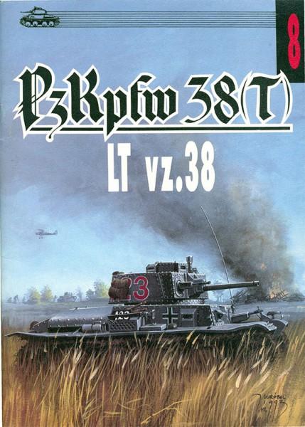 Pzkpfw 38(t) - zpracování Militaria 008