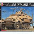 Sd。Kfz. 251/3型坦克。 B-雷维尔03065