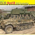 Sd.Kfz.10 Ausf.B 1942 Production - DML 6731