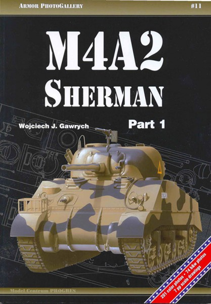 Шърман M4A2 vol 1 - Armor Photogallery 011