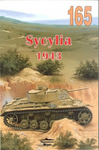 Sicile 1943 - Wydawnictwo Militaria 165