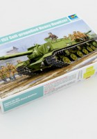 Soviet SU-152 Self-propelled Heavy Howitzer - Trumpeter 01571