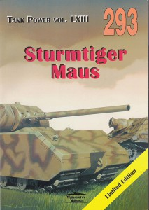 Sturmtiger - Maus - Wydawnictwo 293