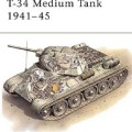 T-34/76 Medium Kampvogn 1941-45 - NYE VANGUARD 09