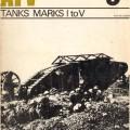 Czołgi Marks I to V. - AFV Weapons 03