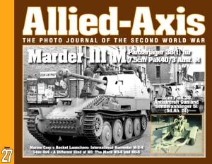 Die Foto-Fachzeitschrift des Zweiten Weltkrieges No. 27 - ALLIED-AXIS 27