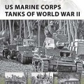 US Marine Corps Säiliöt World War II - UUSI VANGUARD 186