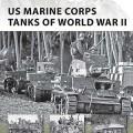 Americkej Námornej Pechoty, Tankov druhej Svetovej Vojny - NEW VANGUARD 186
