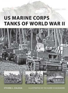 US Marine Corps Tanks of World War II - NEW VANGUARD 186
