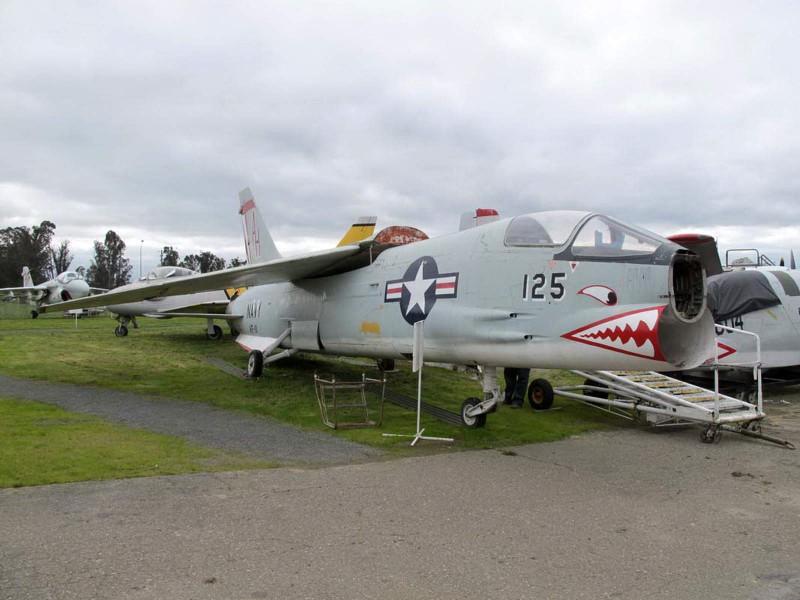 Vought F-8 Crusader - Interaktív Séta