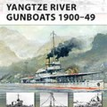 Yangtze River delové člny 1900-49 - NEW VANGUARD 181