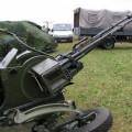 ЗУ-23 23мм - walkaround с парусом