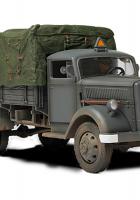 Německá 3 tuny Nákladní Vůz - Síly Valor 80038