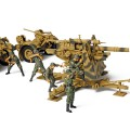 Alemão 88mm Flak Arma - Forças do Valor 80070