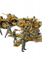 German 88mm Flak Gun - Forces of Valor 80070