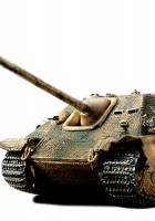 Немецкий Ягдпантера - силы доблести 80058