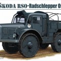 Ŝkoda РСО - Radschlepper Източно - модели Riich 35005