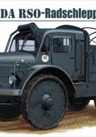 Ŝkoda RSO-Radschlepper Ost-Riichモデル35005