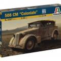 "508 CM ""Kolonial"" - ITALERI 6497"