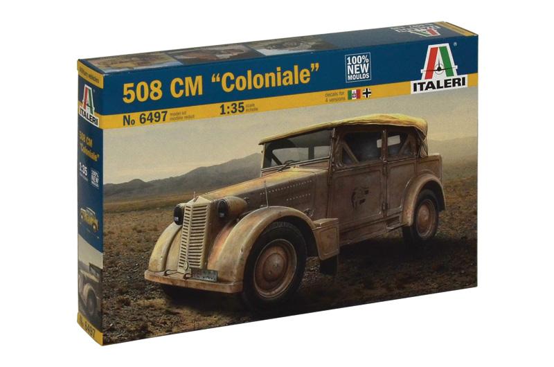 """508 CM """"Coloniale"""" - 6497 ITALERI"""