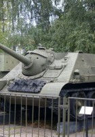 SU-85 차량 중 하나