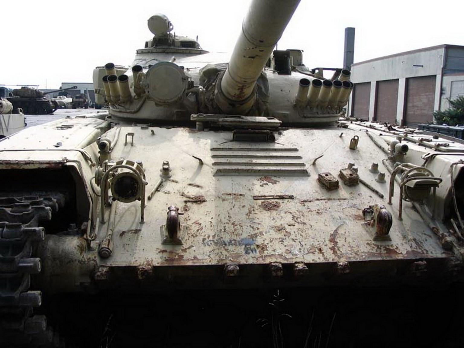 Т-72М-М1