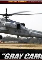 Ah-64A - szary kamuflaż 2003 - akademia 12239