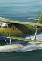 Antonov AN-2W Colt - HOBBI FŐNÖK 81706