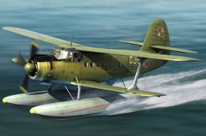 Antonov AN-2W Colt - HOBBY BOSS 81706