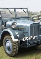 Einheits-Pkw Kfz.2 - signaaleja moottoriajoneuvo - Ace Mallit 72511