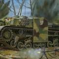 Hongaarse M40/43M Zrinyi II 105mm SPG - Bronco CB35036